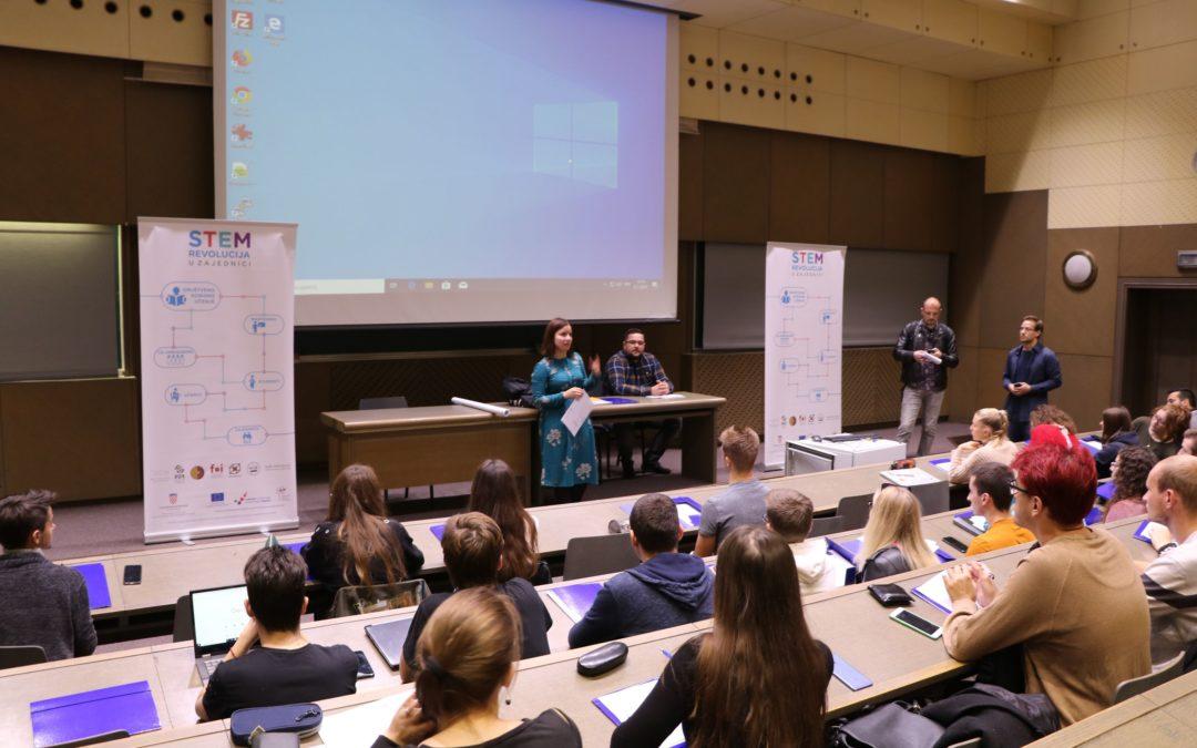 Edukacija studenata o tehnologijama i društveno korisnom učenju – ak. god. 2019./20.