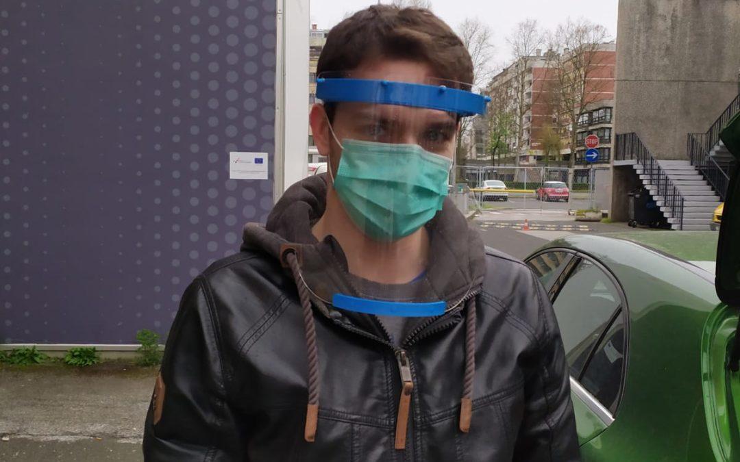 Pomažemo izraditi zaštitne vizire za liječnike – inicijativa Hrvatskog studentskog zbora
