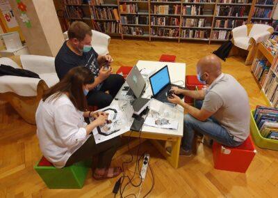 Digitalni građanin 2.0 – donacija robota knjižnicama