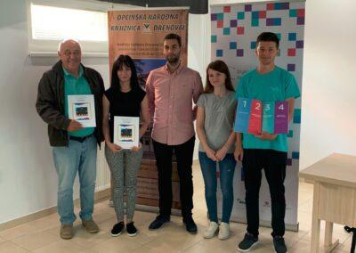 100 radionica u prvoj edukaciji projekta Digitalne knjižnice za lokalni razvoj