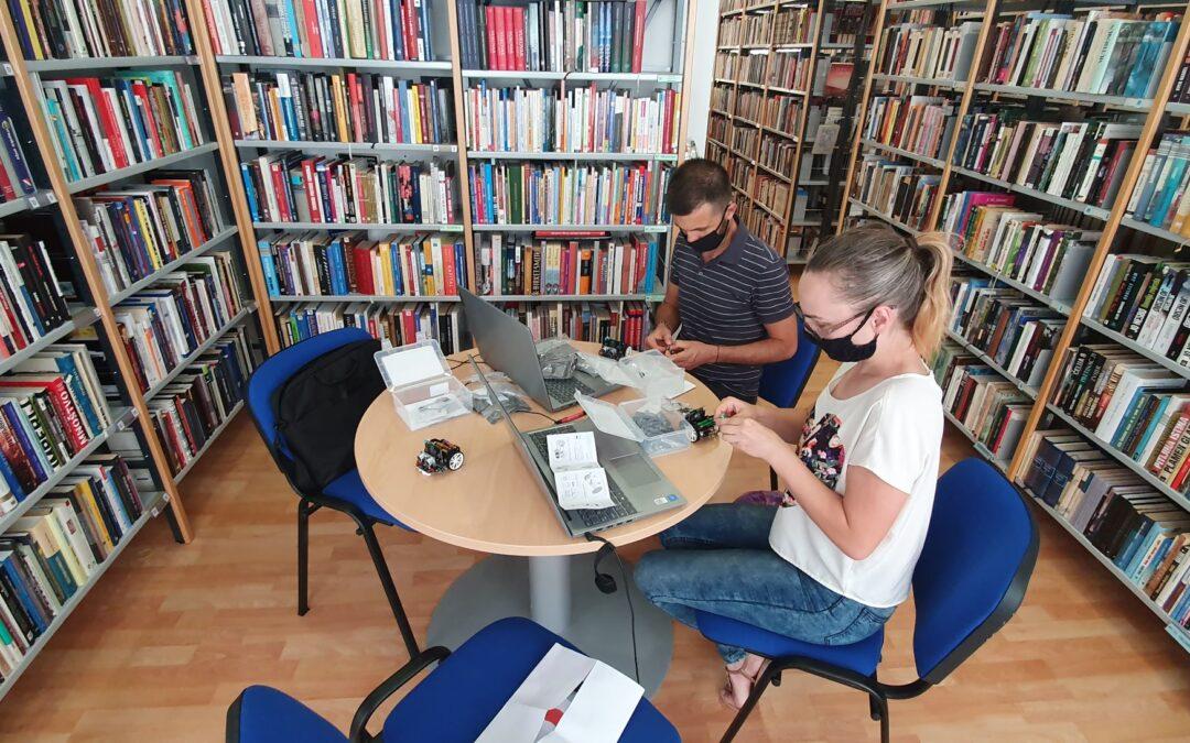 Edukacije u 100 knjižnica u Hrvatskoj u projektu Digitalni građanin 2.0