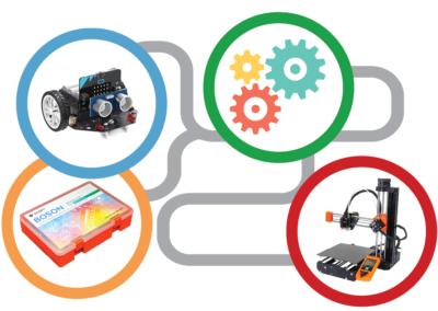 Natječaji s micro:Maqueen robotima i BOSON kompletima