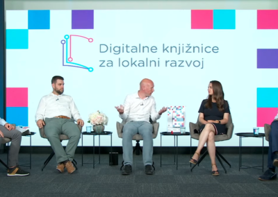 Predstavljeno znanstveno istraživanje na konferenciji projekta Digitalne knjižnice za lokalni razvoj